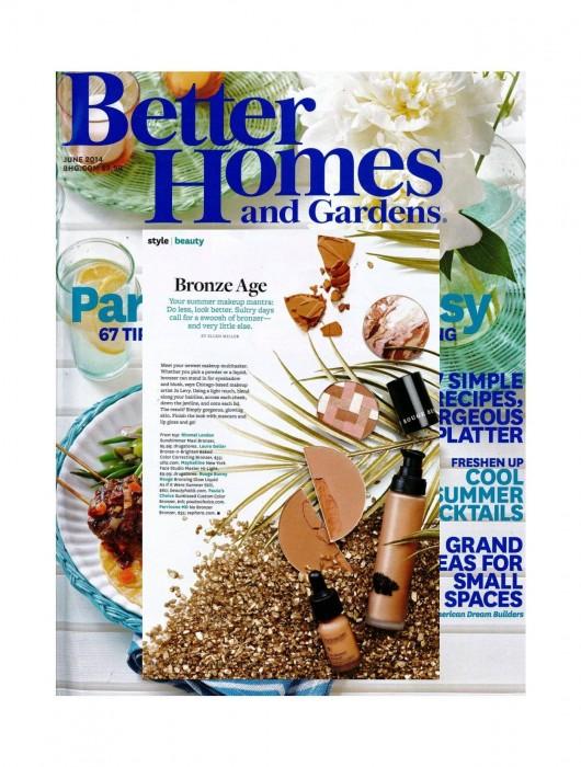 Better Homes & Gardens Feature
