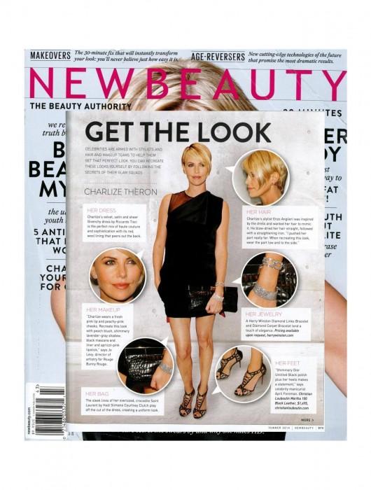 New Beauty Magazine Feature