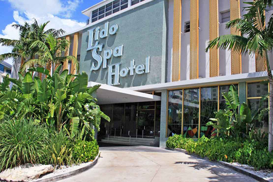 Winter Escape Destination The Standard Spa Miami Beach